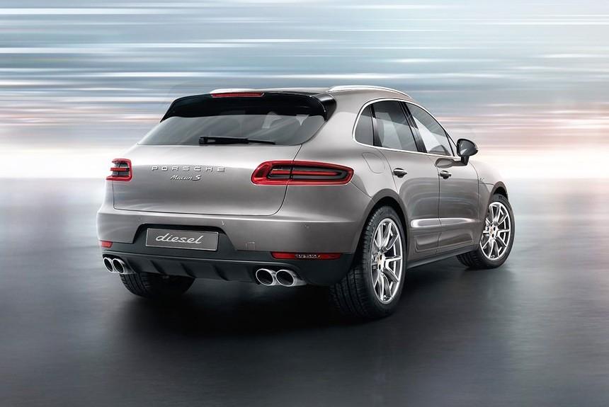 Слухи о смерти дизельных Porsche оказались преувеличены