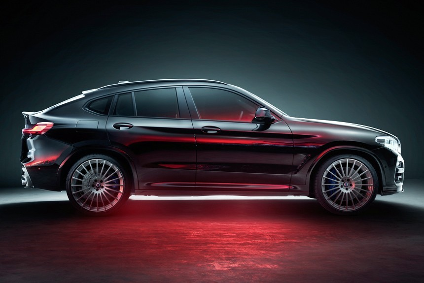 Кроссовер BMW Alpina XD4 расширил гамму компании
