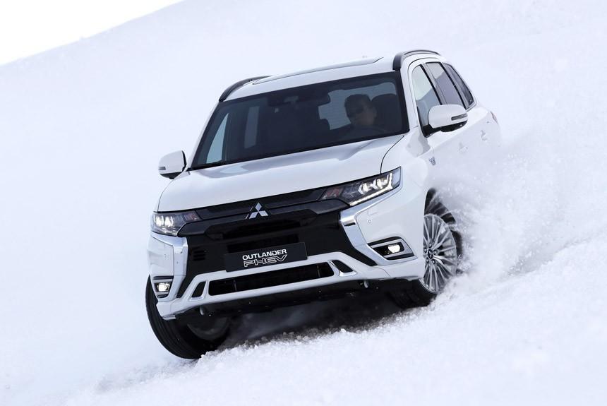 Новый Митцубиси Outlander построят набазе Renault-Nissan