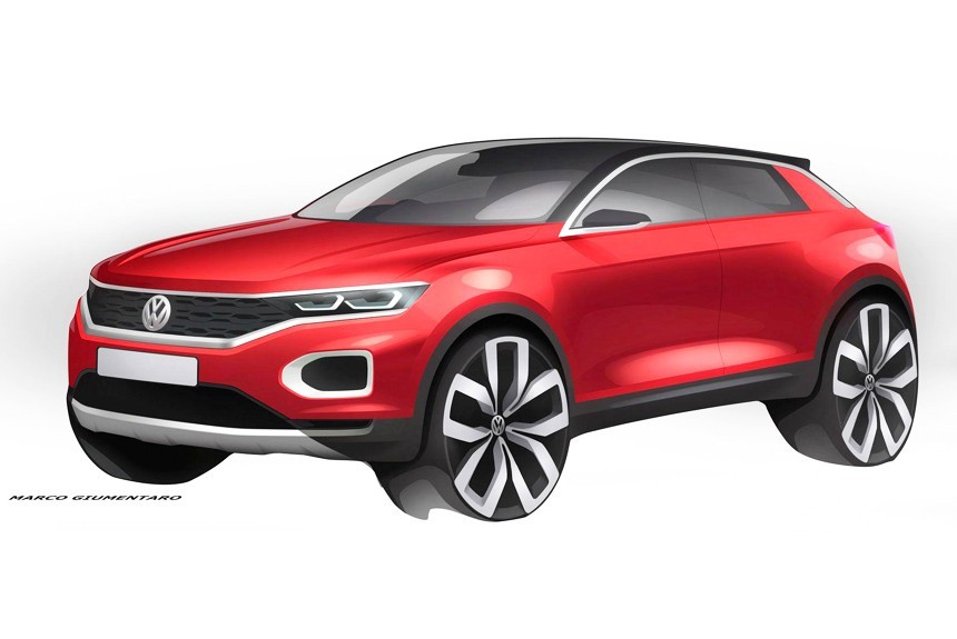 VW будет выпускать в Российской Федерации «народный внедорожник»