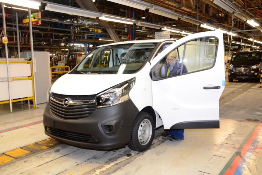 Новый Opel Vivaro перейдет наплатформу концерна PSA— Неприкаянный