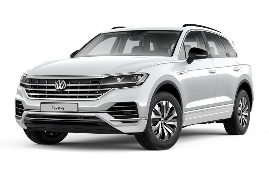 Названы цены джипа — Новый VW Touareg