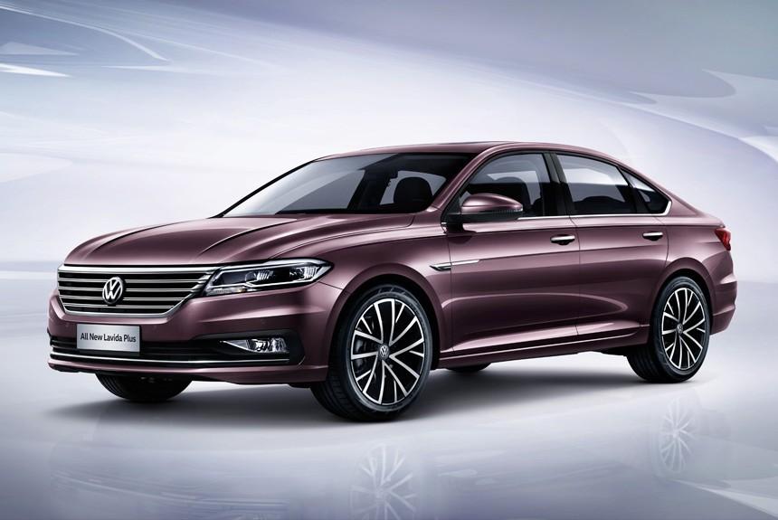 Новый седан Volkswagen Lavida Plus альтернативная Jetta