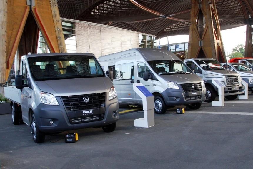 Автомобили «ГАЗ» будут собирать вАзербайджане