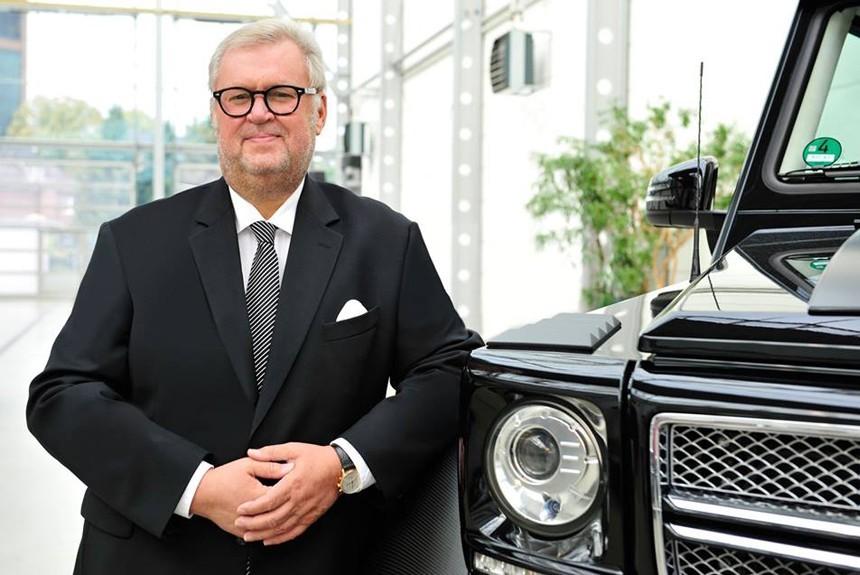 Скончался создатель автомобильного ателье Brabus Бодо Бушманн