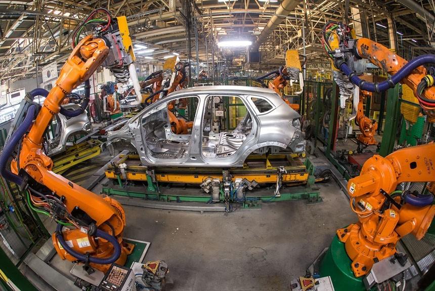 Своими глазами: как московский завод Renault готовится к производству нового кроссовера