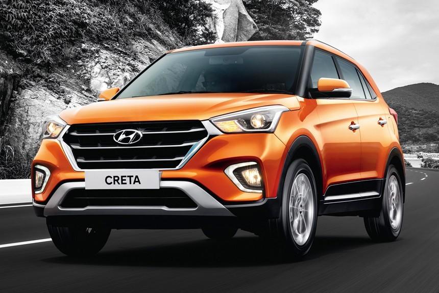 Обновленный кроссовер Hyundai Creta: сегодня в Индии, завтра в России?