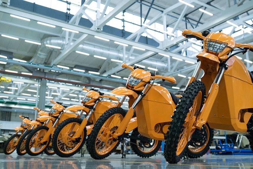 Иж Пульсар: серийный электромотоцикл концерна Калашников