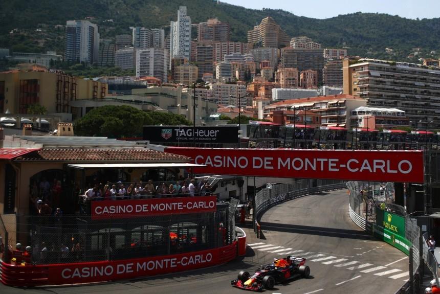 Риккьярдо одержал победу  квалификацию Гран-при Монако, Сироткин— 13-й