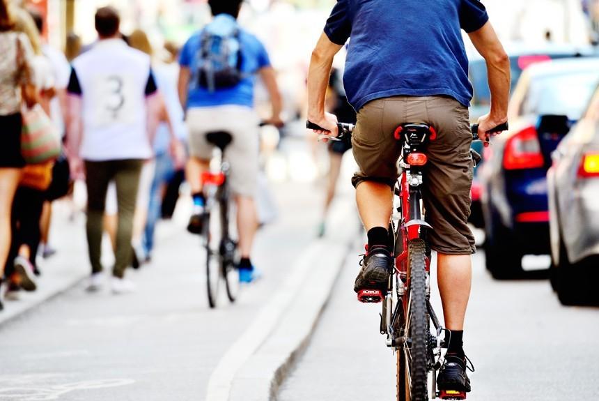 ПДД изменят в угоду велосипедистам