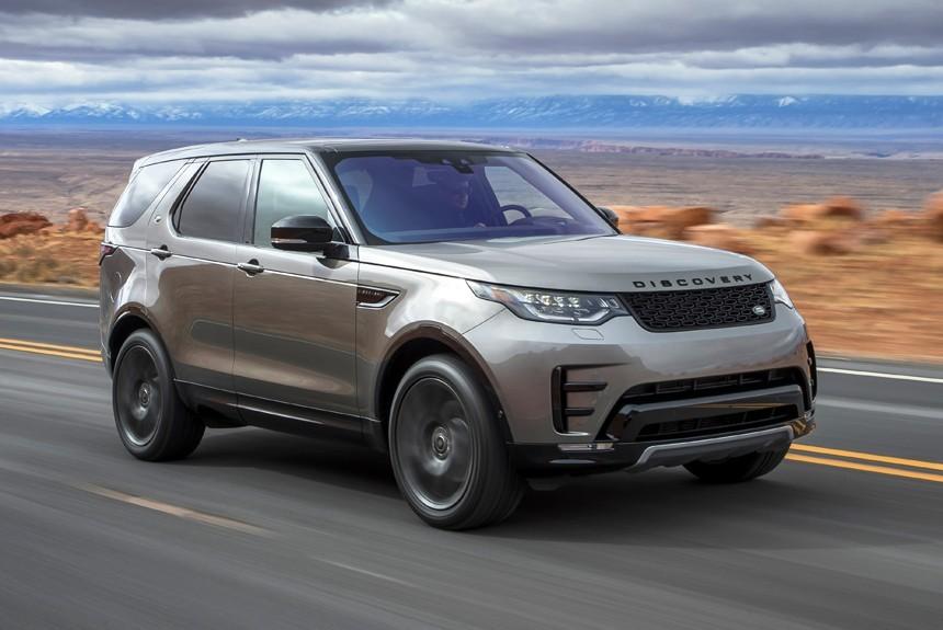 Land Rover Discovery: топ-дизель для Европы, четыре цилиндра для России