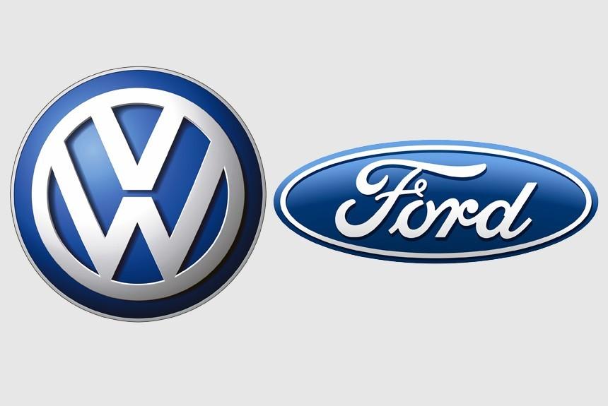 Фольксваген и Форд объявили осоздании альянса