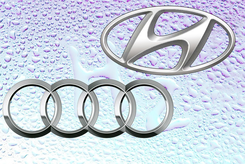 Audi и Hyundai объединились для работы над водородомобилями