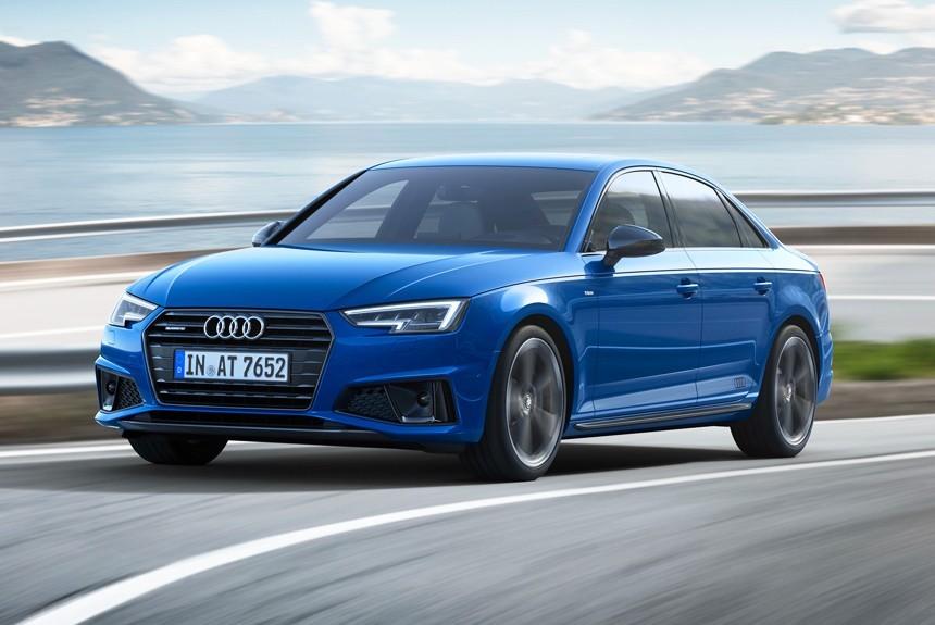 семейство Audi A4 перенесло легкий рестайлинг авторевю