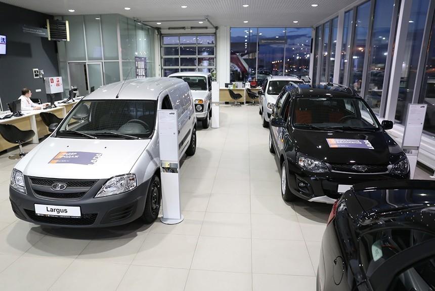 Российский автомобильный рынок  итоги полугодия — Авторевю 2e60fd5ef9e