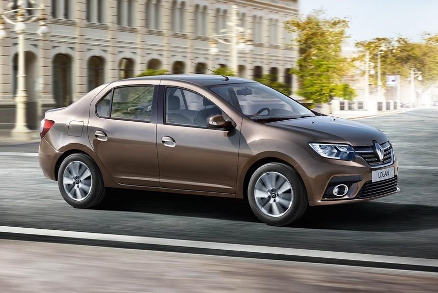 Обновленные Renault Logan и Sandero добрались до России
