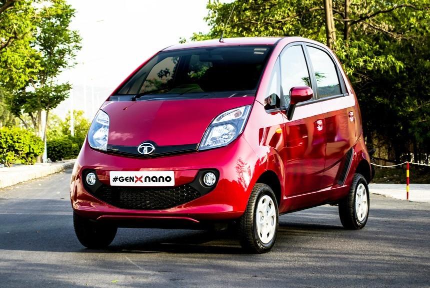 Прекращен выпуск сверхдешевых автомобилей Tata Nano