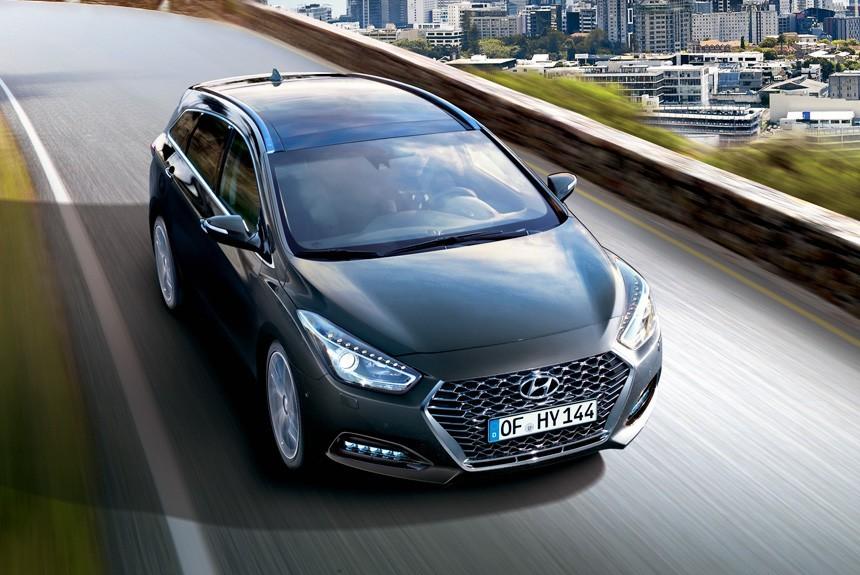 Вести сглубин: Hyundai i40 вочередной раз обновили