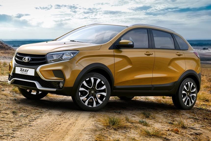 Волжский автомобильный завод раскрыл цены на Лада XRAY Cross