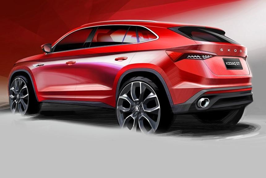 Дайджест дня: Skoda Kodiaq GT официально, новые логотипы Audi и другие события автоиндустрии
