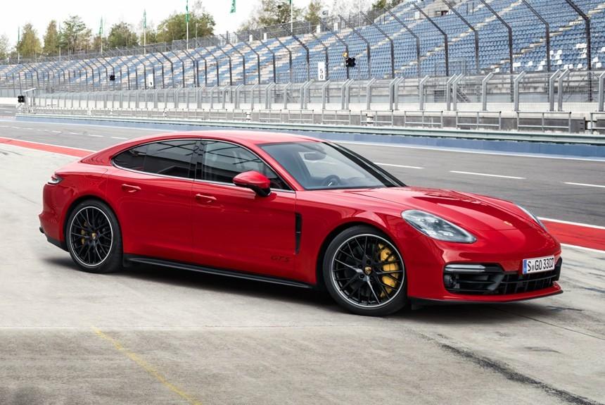 Porsche panamera новый изоражения