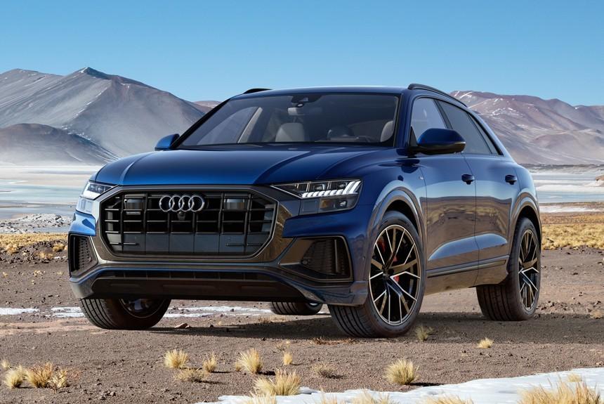 2018 Audi Q8 Price