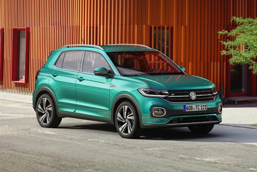 Автоновости,Volkswagen T-Cross