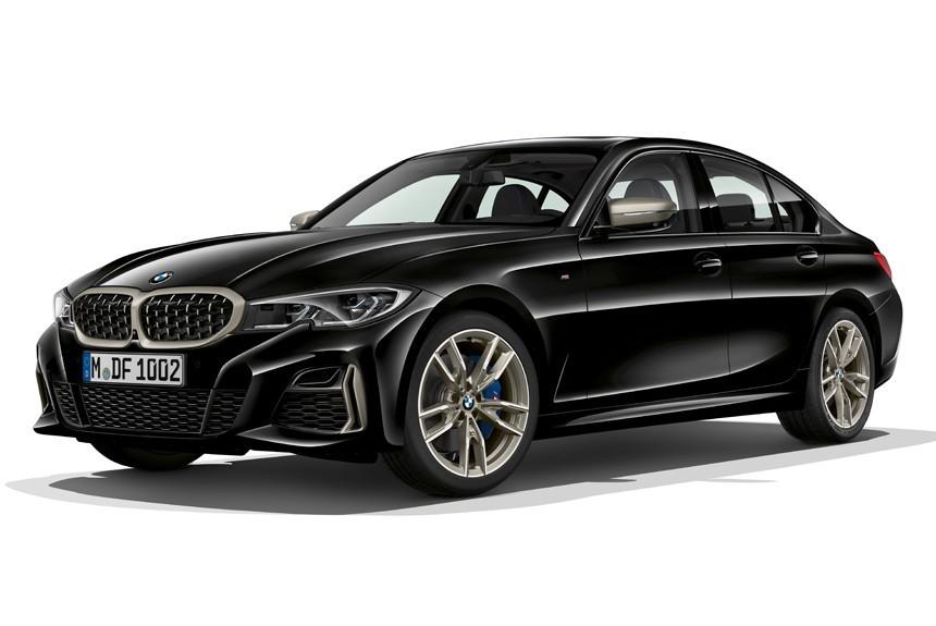 Седан BMW M340i xDrive: самая быстрая «трешка» серии G20