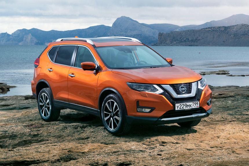 Обновленный Nissan X-Trail в России: комплектации и цены