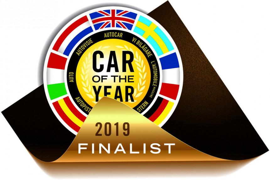 Car of the Year 2019: названа семерка финалистов