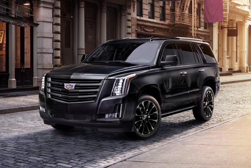У внедорожника Cadillac Escalade появилась версия Sport Edition