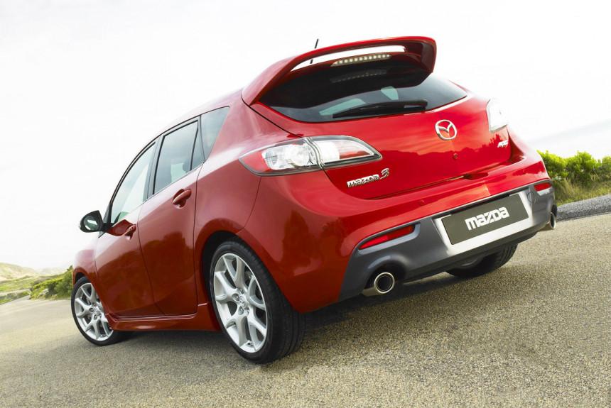 Mazda не будет возрождать модификации MPS