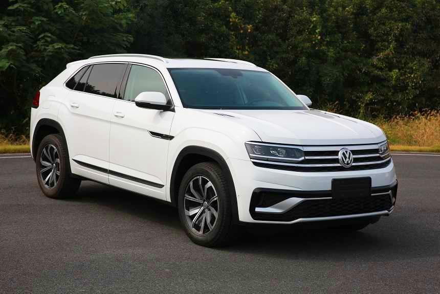 Укороченный Volkswagen Teramont: первые фотографии