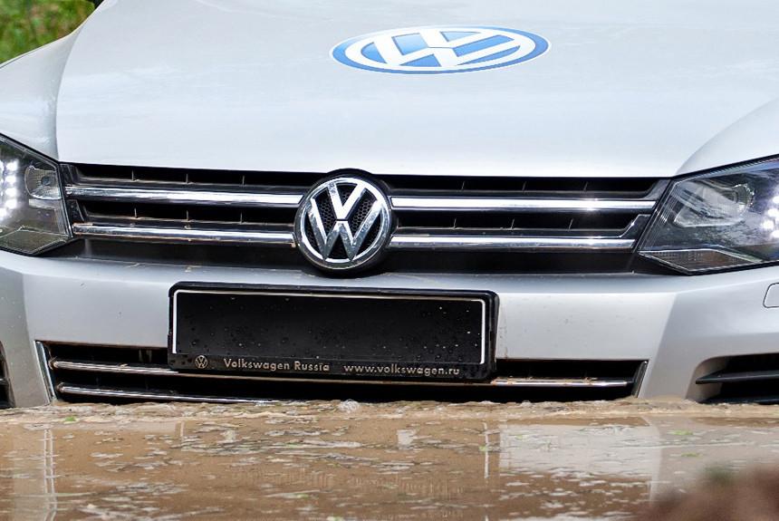 Volkswagen готовит конкурента Дефендеру и Рэнглеру