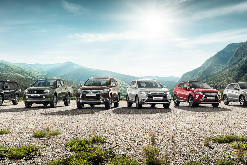 Автомобили Mitsubishi подорожают на 25—50 тысяч рублей
