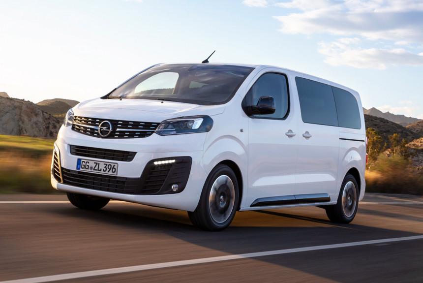 Минивэн Opel Zafira Life: четвертый брат в семействе — Авторевю
