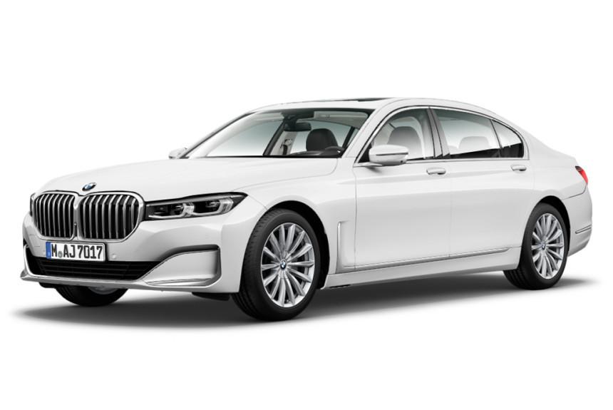 Обновленная «семерка» BMW: первые изображения