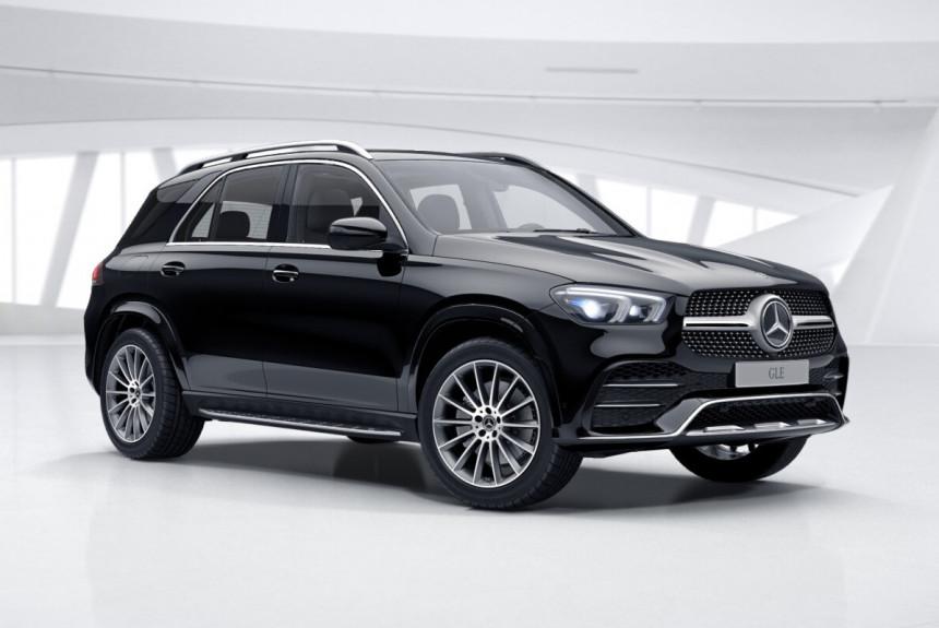 Дизельный Mercedes GLE 400 d: объявлены цены в России