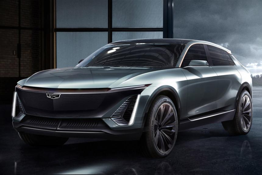 Cadillac готовит большой электрический кроссовер