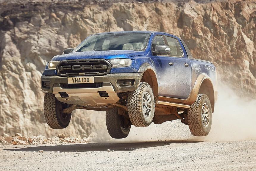 Форд иVW будут совместно производить пикапы иэлектромобили