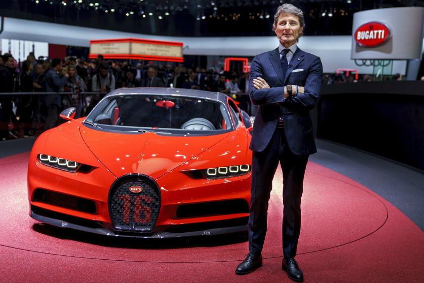 Дайджест дня: Bugatti без кроссовера, пять миллионов Тигуанов и другие события автоиндустрии
