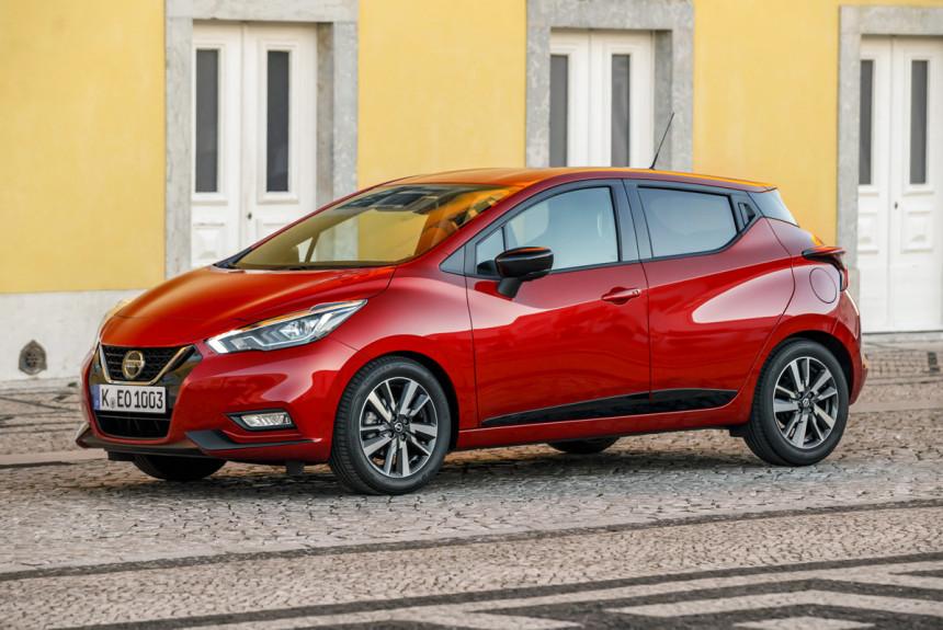 Хэтчбек Nissan Micra: новые моторы и вариатор