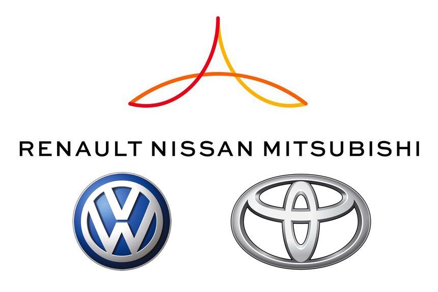 Альянс Renault-Nissan-Mitsubishi вновь стал мировым лидером