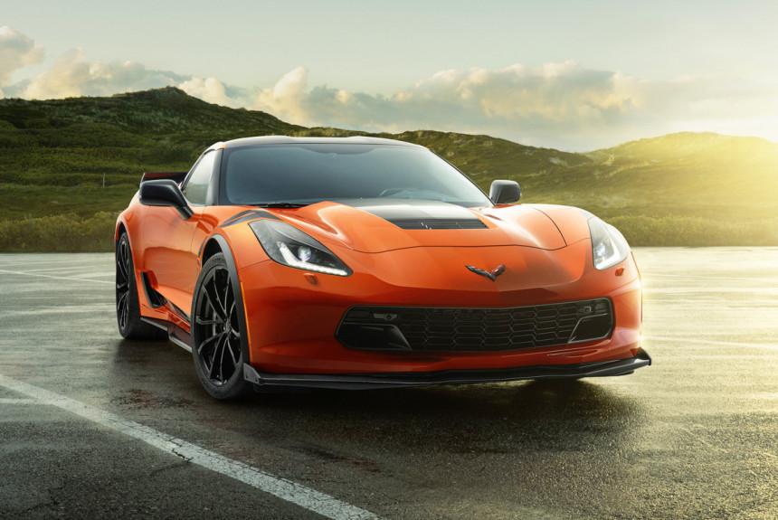 Шевроле Corvette Final Edition выйдет в2-х вариантах