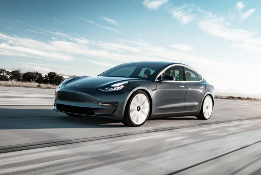 Tesla 2-ой  раз внынешнем году  понижает  цены наэлектромобили Model 3