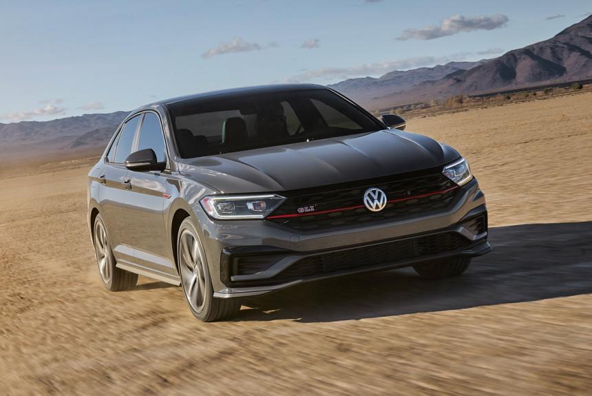Новый Volkswagen Jetta GLI: заряженный седан с сердцем GTI