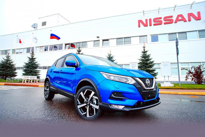 f2bd7941b153f Nissan Qashqai с новой подвеской: первый тест. Как он учился ездить  по-русски?