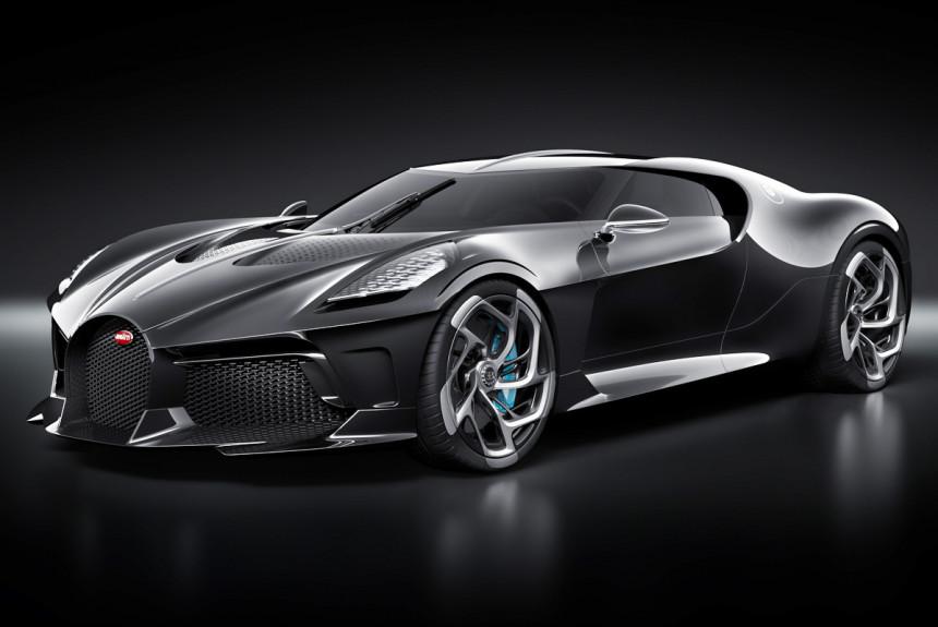Новый гиперкар Бугатти стал самым дорогим автомобилем вмире