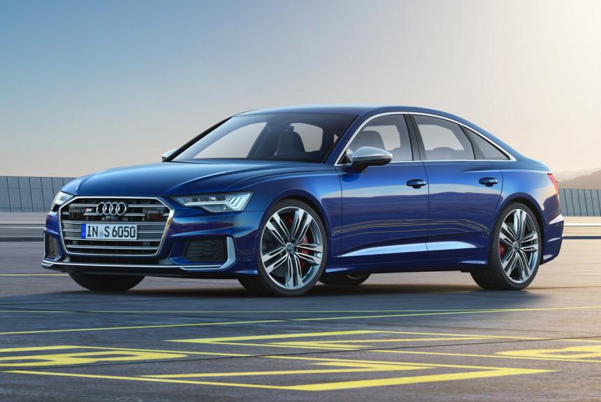 Спортивные Ауди S6 иS7 получили дизель-электрические версии