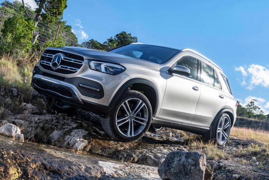 Новый Mercedes GLE для России отложен до осени